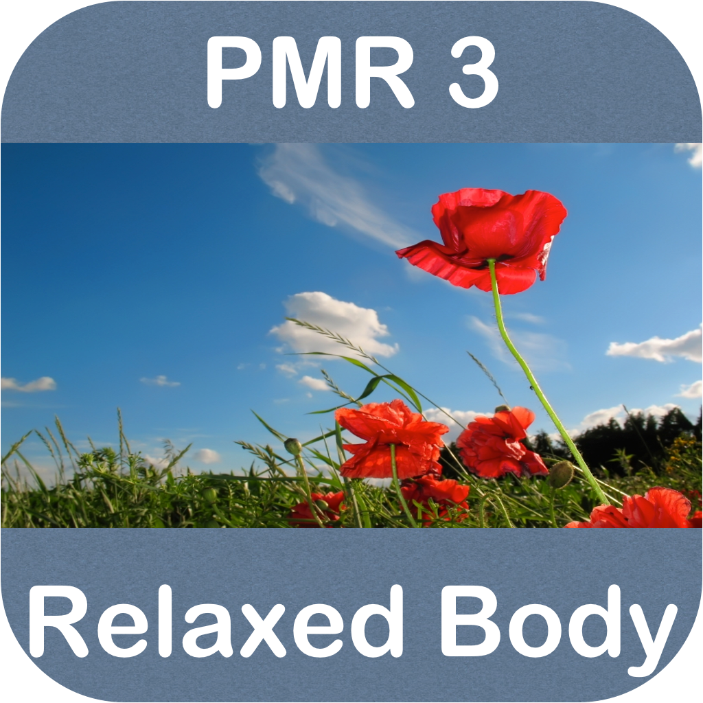 PMR 3 Progressive Muskelrelaxation (Muskelentspannung) Relaxed Body