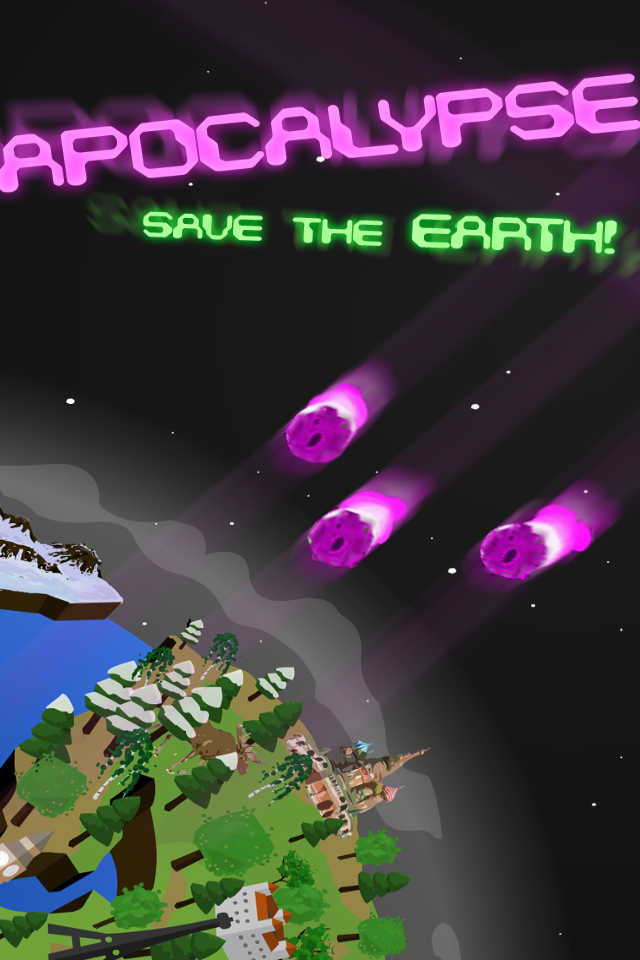 Screenshot Apocalypse Earth 2012